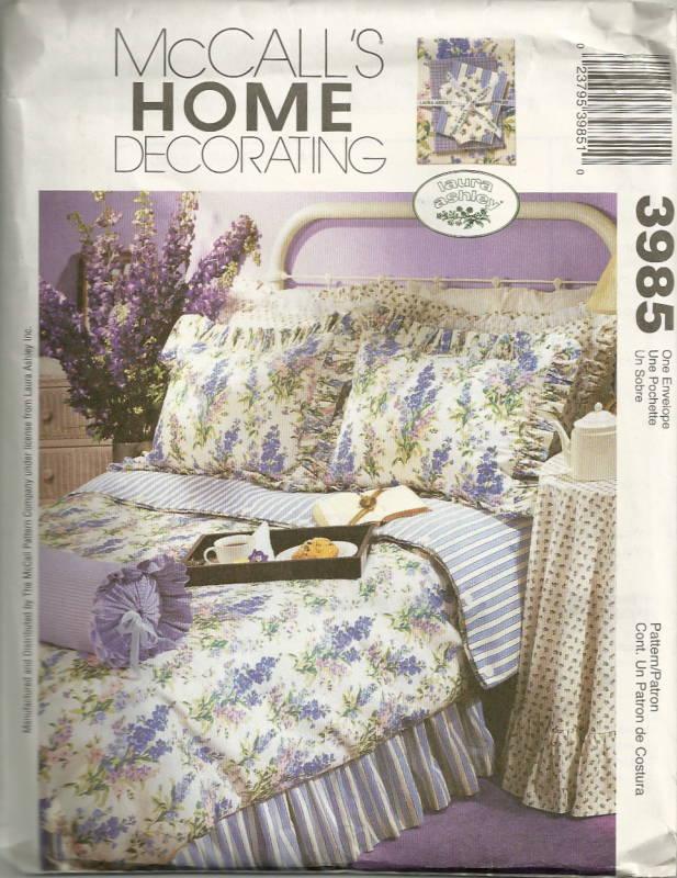 Mccalls 3985 Laura Ashley Bedroom Accessories Pattern Home Decorators Catalog Best Ideas of Home Decor and Design [homedecoratorscatalog.us]