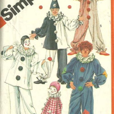 Clown Costumes - Simplicity 5740