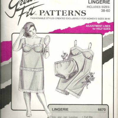 6670 lingerie