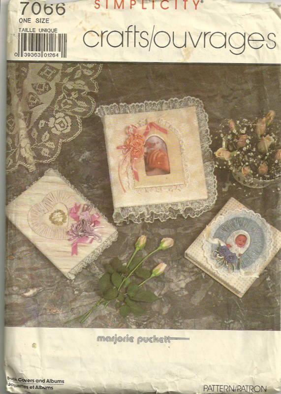 Vintage Book Cover Crafts ~ Simplicity crafts pattern vintage s marjorie