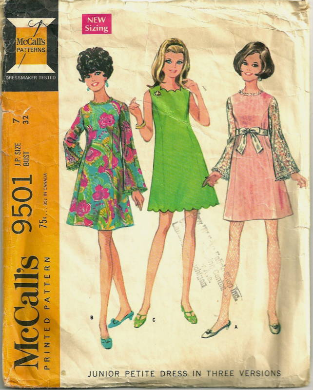 Vintage ca 1951 McCall 8452 Women\u2019s Halter Blouse sewing pattern-Size 14 Bust 32\u201d-Cut and complete