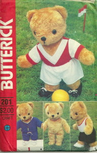 Butterick 201