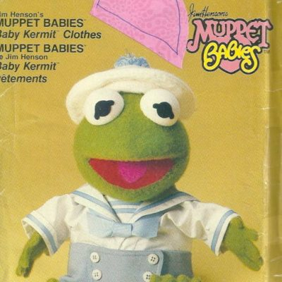 Kermit The Frog Baby Clothes
