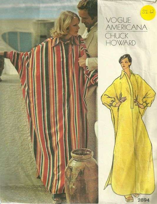 Amazing Sewing Pattern Kaftan Image Collection - Easy Scarf Knitting ...